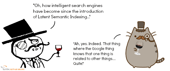 understanding semantic search and LSI
