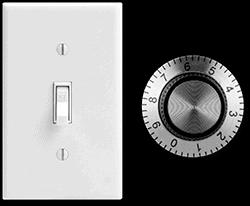 Switch and Knob