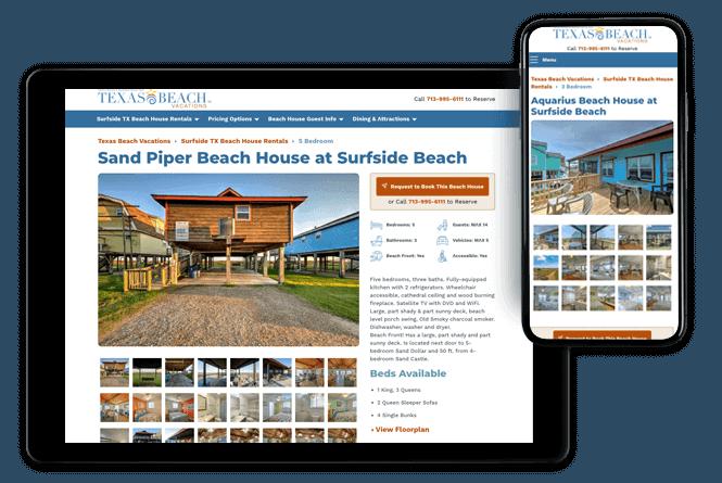 Featured Case Studies Texas Beach Houses